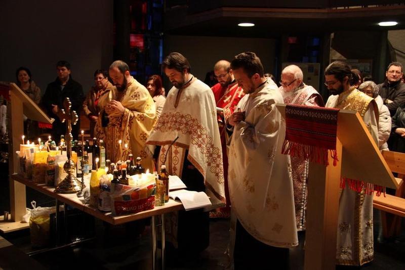 Legatura Maslului cu Liturghia