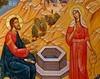 Convorbire mesianica la fantana lui Iacov