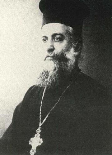 Parintele Anghelos Nisiotis