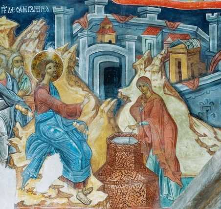 Pilde si invataturi duhovnicesti in Duminica Samarinencei