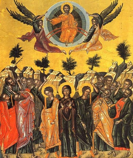 Predica la Inaltarea Domnului