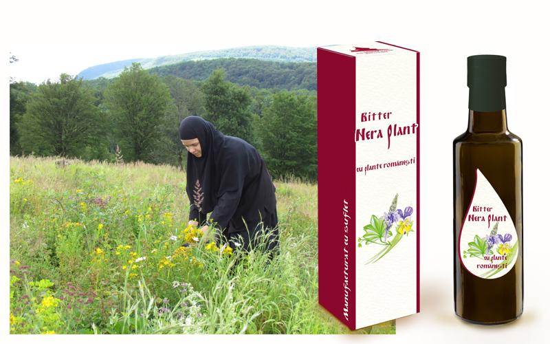Nera, manastirea plantelor tamaduitoare