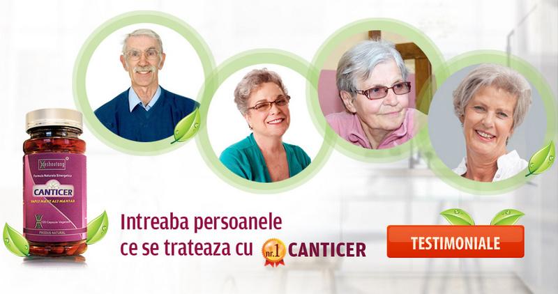 Tratament naturist pentru cancer - Canticer