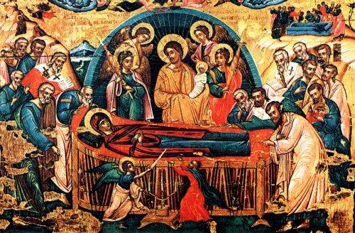Mijlocitoarea crestinilor s-a mutat de pe pamant la cer