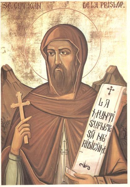 Acatistul Sfantului Cuvios Ioan de la Prislop