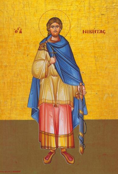 Sfantul Mucenic Nichita Gotul