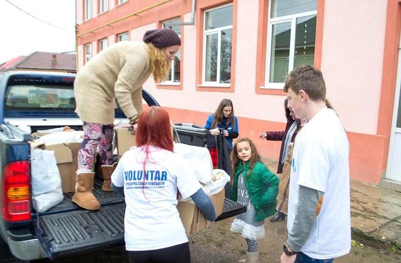 Sensul voluntariatului