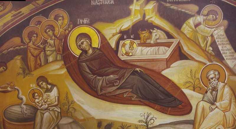 Ganduri la Nasterea Domnului Hristos