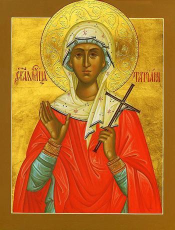 Viata Sfintei Mucenite Tatiana