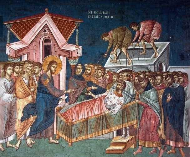 Predica la Duminica vindecarii slabanogului din Capernaum