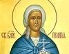 Din viata sfintei Pelaghia, ucenica Sfantului Serafim de Sarov