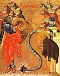 Minunea Sfantului Arhanghel Mihail in Colose; Sfantul Mucenic Macarie