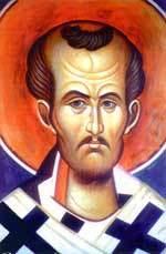 Sfantul Ioan Gura de Aur, Arhiepiscopul Constantinopolului; Sfantul Cuvios Damaschin