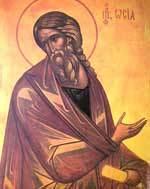Sfantul Prooroc Osea; Sfantul Mucenic Andrei Criteanu