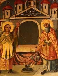 Sfantul Prooroc Zaharia, tatal lui Ioan Botezatorul; Sfintii Mucenici Urban si Teodor