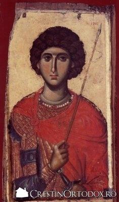 Sfantul Mare Mucenic Gheorghe