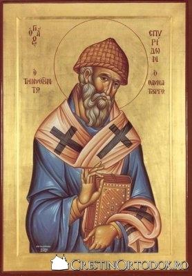 Sf. Ierarh Spiridon al Trimitundei