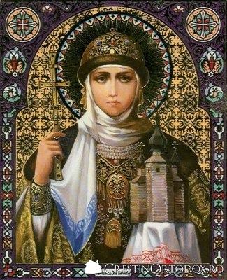 Sfanta Olga - Imparateasa Rusiei