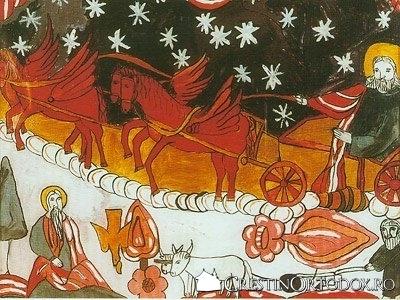 Suirea lui Ilie la Cer - Iulia Timofticiuc, Constanta