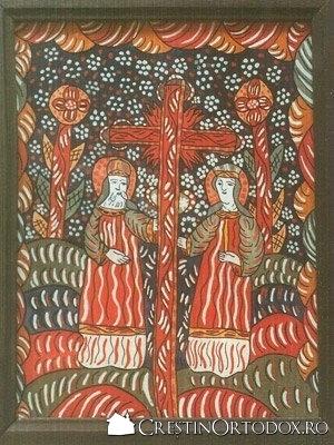 Sfintii Imparati Constantin si Elena - Gina Elena Palea, Bucuresti