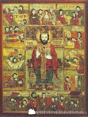 Sfantul Nicolae - Nicolae Hritcu, Botosani