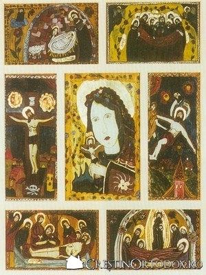 Icoana praznicar - Diana Crasan, Zarnesti