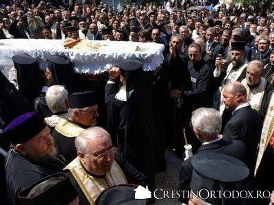 Inmormantarea PF Teoctist