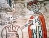 Biserica de lemn din Dobricu Lapusului - David si Absalom