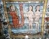 Biserica de lemn din Rogoz - Izgonirea din Rai