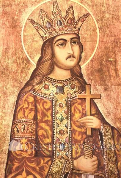 Acatistul Sfantului Stefan cel Mare