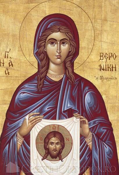 Acatistul Sfintei Mucenite Veronica