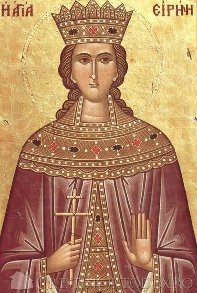 Acatistul Sfintei Irina