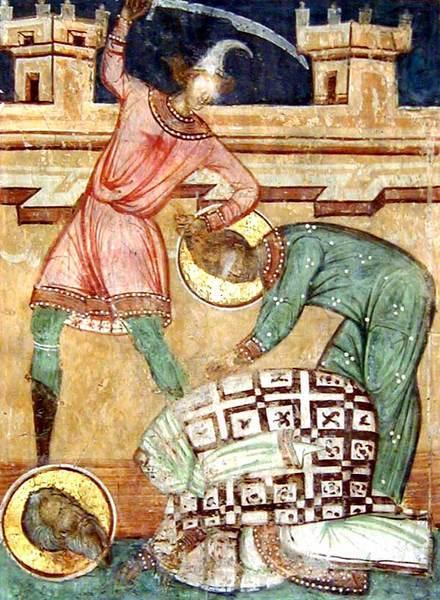 Acatistul Sfantului Clement de Ancira