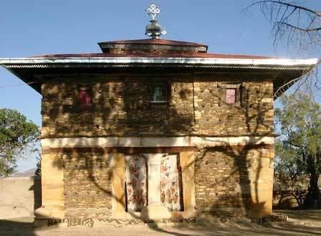 Manastirea Debra Damo
