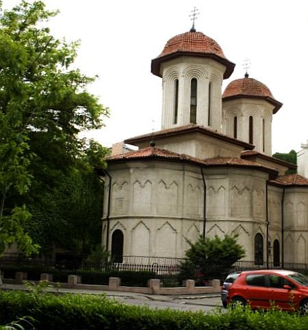 Biserica Olari