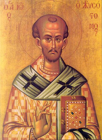 Cunoasterea lui Dumnezeu la Sfantul Ioan Gura de Aur