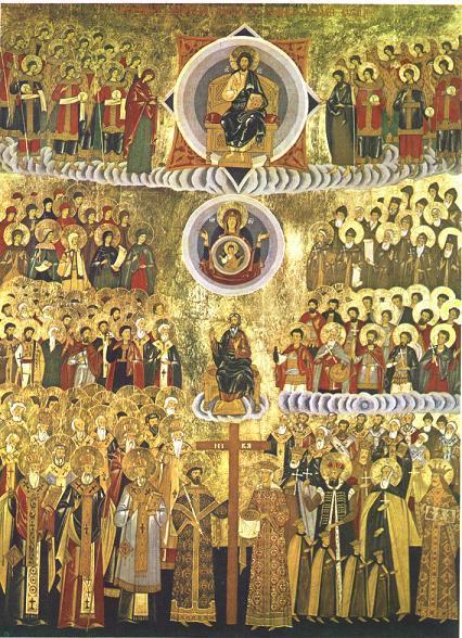 Sfinti si sfintenie in ortodoxie