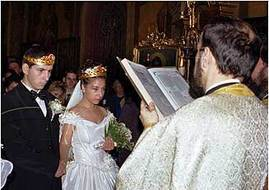 Taina Cununiei - Casatoria
