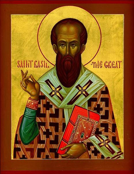 Sfantul Vasile cel Mare in colindele religioase romanesti