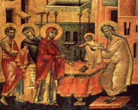 Intampinarea Domnului - Stretenia