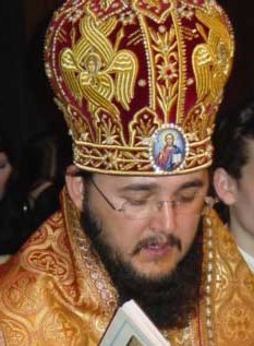 PS Ambrozie Sinaitul implineste astazi 5 ani de cand a fost numit Episcop-Vicar Patriarhal