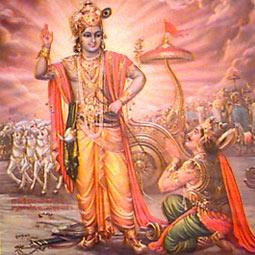 Conceptia despre fapte in Hinduism si Crestinism