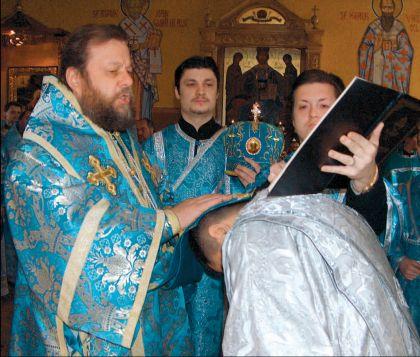 Chipul preotului dupa Sfanta Scriptura si Sfintii Parinti