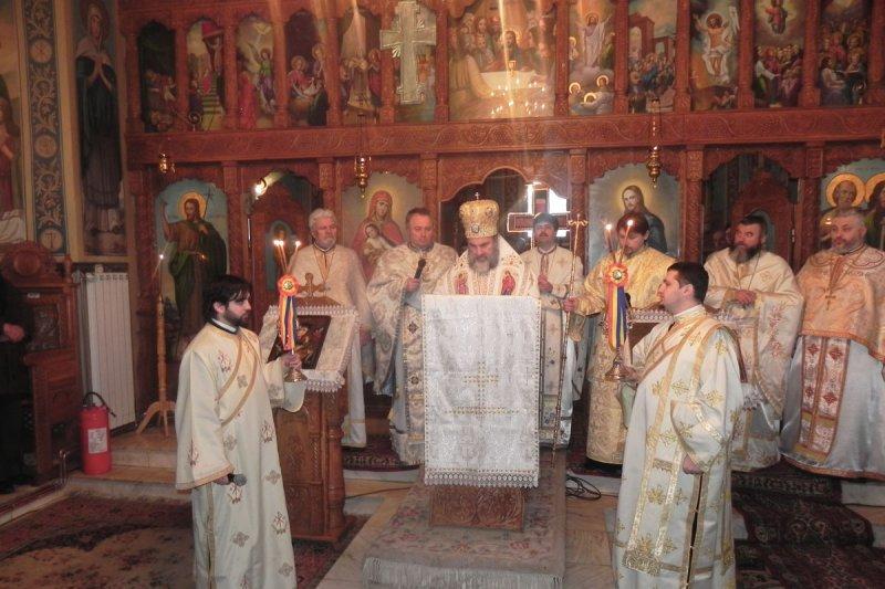 Liturghia comunitatii si jertfa interioara in viziunea filocalica
