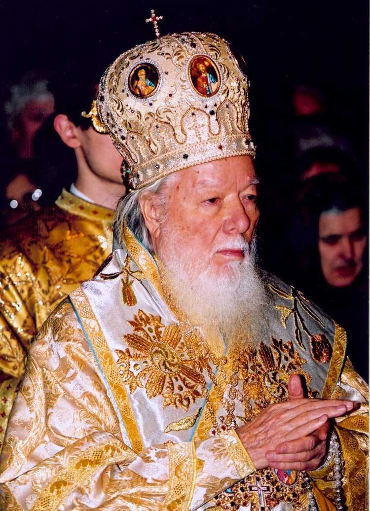 Chipul Patriarhului Teoctist sau calea Bisericii