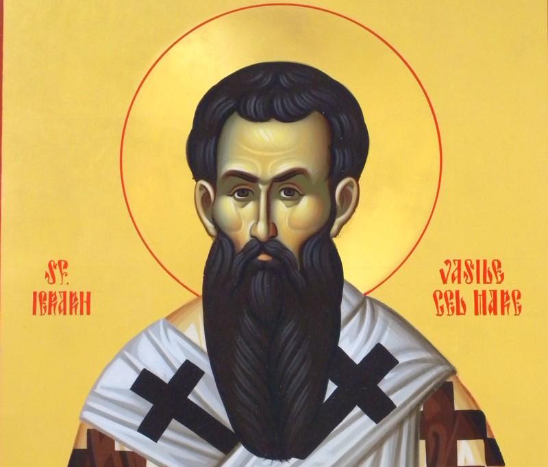 Sfantul Vasile cel Mare, dascal al monahilor