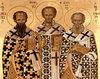 Sfintii Trei Ierarhi  si actualitatea gandirii lor despre preotie