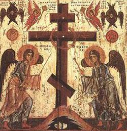Sfanta Cruce - temelia arhitecturii eclesiale ortodoxe
