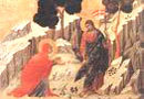 Iisus se arata si altor femei mironosite