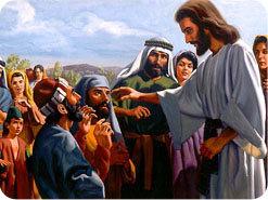 Aratarea Domnului Hristos Apostolilor pe Muntele din Galileia